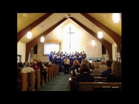 Johnstown Christian School Tour Choir at Berkey Church 5/6/2018