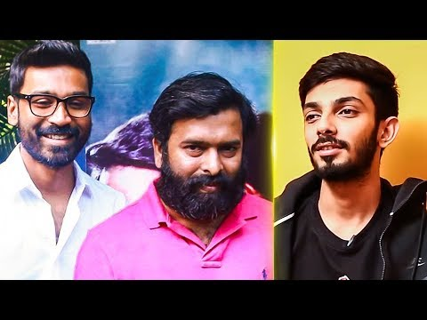Anirudh's reply to Dhanush - Santhosh Narayanan duo