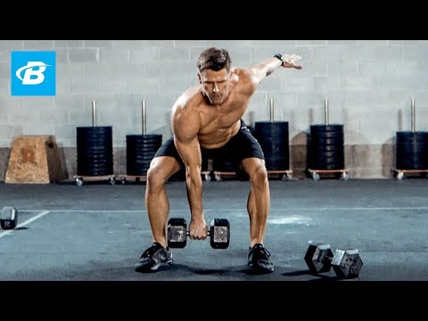 Ultimate Full-Body Dumbbell Workout | Andy Speer