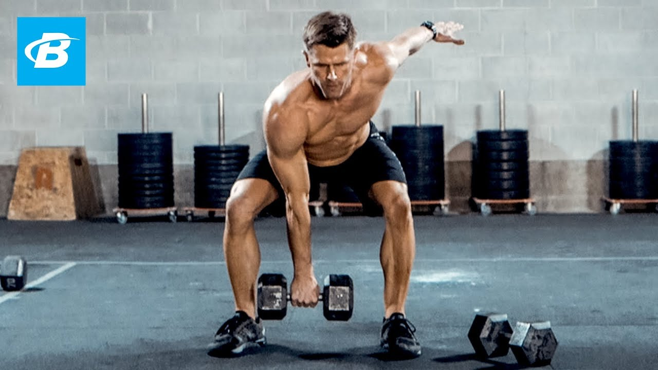 Watch Video: Dumbbell Workout Routines video