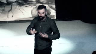 Do celu prowadzi wiele nie przewidywalnych dróg...: Łukasz Borkowski at TEDxCzwartekHill