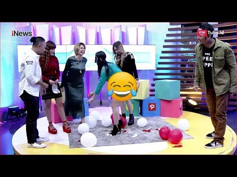 Main Tusuk Balon, Dj Dinar dan Ova Duo Serigala Bikin Tora dan Ronal Gerah Part 4A - UAT 18/01