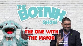 The One With The Mayor