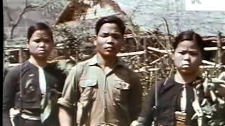 1960s Vietnam War, US Soldier Captured, Color Footage