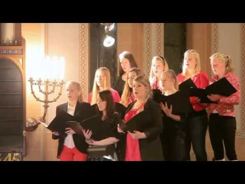 (HD) Christmas Concert at Flädie Church, Flädie (near Lund), Sweden
