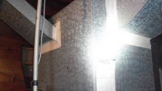 Home Inspections tips - asbestos on ductwork