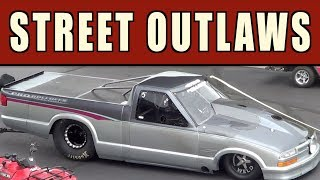 Street Outlaws No Prep Kings Eliminations 2018