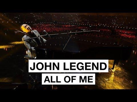 John Legend - All Of Me (Highlight) - The 2017 Nobel Peace Prize Concert