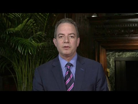 Full interview: Reince Priebus, February 19