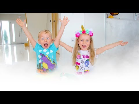 gaby-and-alex-doing-dry-ice-science-experiment-for-kids
