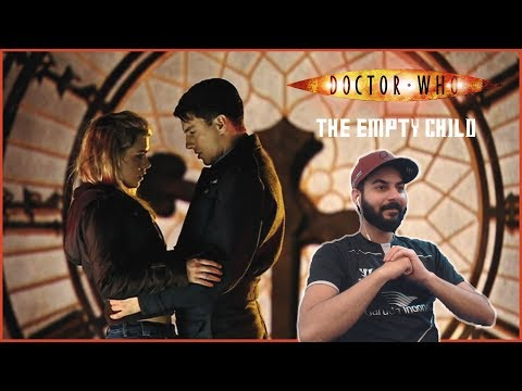 """Doctor Who REACTION! 1x9 """"The Empty Child"""""""
