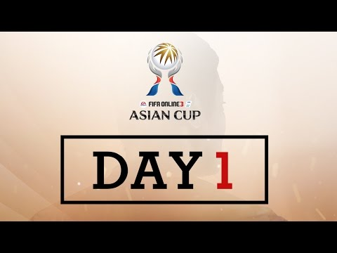 [ DAY 1 ] FIFA Online 3 : Asian Cup 2015