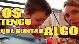 OS TENGO QUE CONTAR ALGO + HAUL ROPA | VLOG DIARIO NURY CALVO