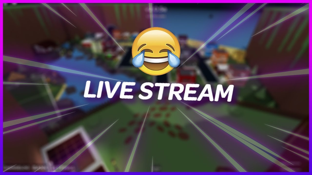 LIVE STREAM // PLAY GAME