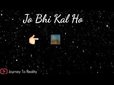 Jo Bhi Jitne Pal Jiyu Tere Sang Jio