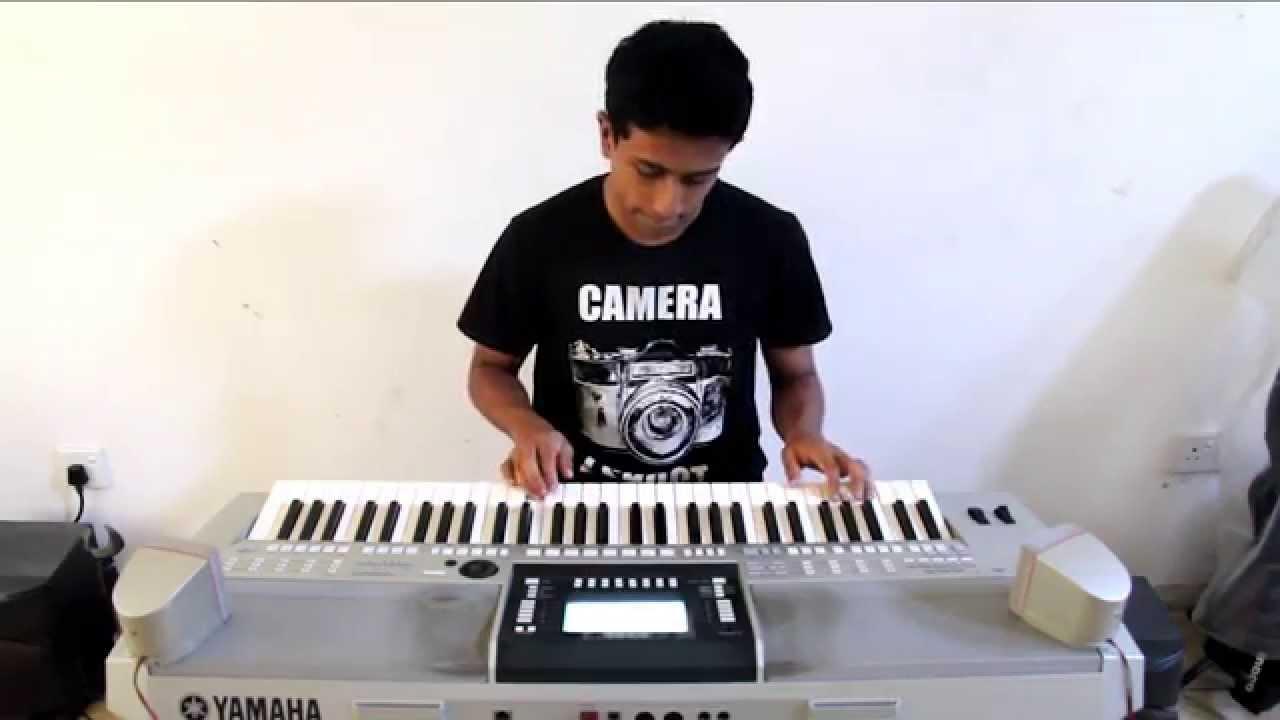 Sayam kirilli karaoke track - YouTube