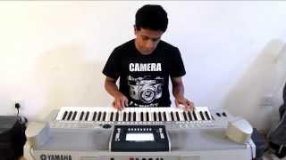 Sayam Kirilli | Instrumental (Cover) | Tharaka Piumantha