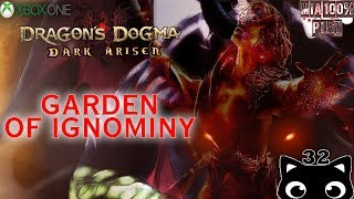 Garden of Ignominy Bitterblack Isle - Walkthrough Dragons Dogma Dark Arisen - 32