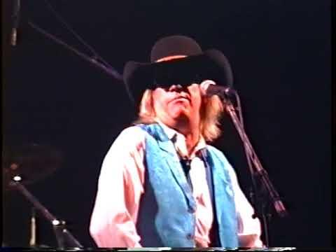 Doug Sahm & The Last Real Texas Blues Band / Lokeren, Lokerse Feesten / 11 august 1995