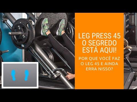 Como fazer Leg Press 45 graus  - Dica do Personal - CANAL DO PERSONAL
