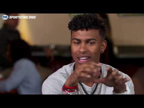What did Francisco Lindor say to those who teased him while learning English?