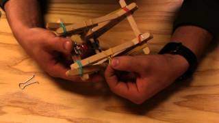 Mini Catapult : Tutorial