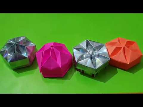 How to make a Star Jewellery Box
