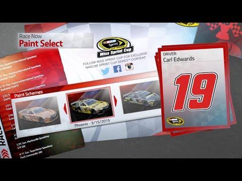 NASCAR '15 Victory Edition - Carl Edwards @ Richmond Night |