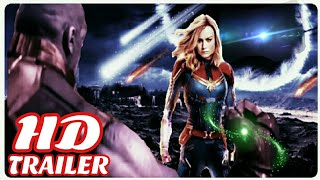 AVENGERS 4 Annihilation Teaser Trailer (2019) Brie Larson, Robert Downey Jr (Fan-Made)
