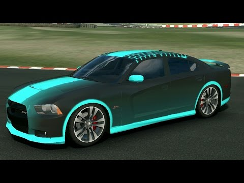 White Dodge Charger >> Dodge charger SRT8 customization / Real Racing 3 - YouTube