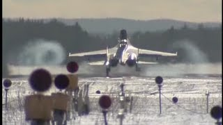 Russian Airforce Training - Great Footage