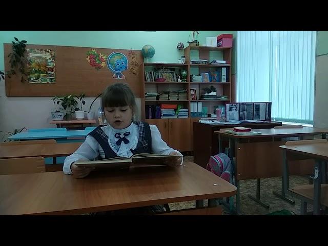 Изображение предпросмотра прочтения – КсенияПургина читает произведение «Стихотворение в прозе Нищий» И.С.Тургенева