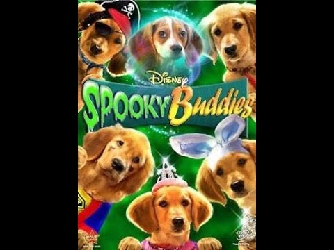 Opening To Spooky Buddies 2011 DVD