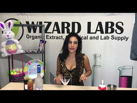 Cocktail Hour at Wizard Labs