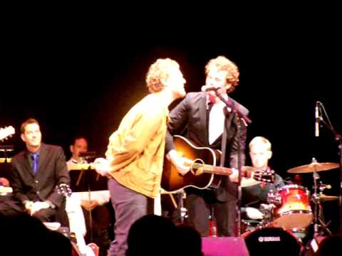 Josh Ritter w/NY Pops and Glen Hansard - Come and Find Me (clip)