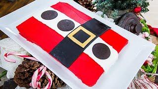 Santa Cake - Home & Family