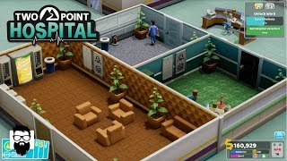 Two Point Hospital - Need to Reorganize - Too Many Patients - Part 17
