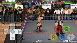 Chris Jericho VS R-Truth (Wrestling Revolution 2D)