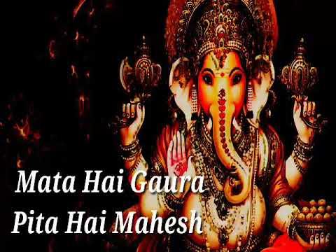 ganesh-charuthi-whatsapp-status-ll-dj-mix-mata-hai-gaura-pita-h-mahesh-ll-dsg-ki-vines-ll-shubham-ya