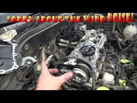 2009 Volkswagen CC 2.0 TSI Cam Chain Tensioner Failure. Top-end DIY! Part 2- Back on the Road!