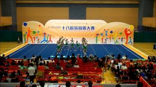 #15_Central & Western 中西區_ The Hong Kong Games-Cheering Team Competition for the 18 Districts