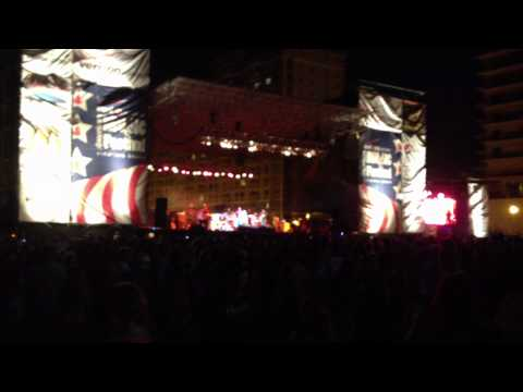 The Wailers, Get Up Stand Up | 2012 Verizon American Music Festival