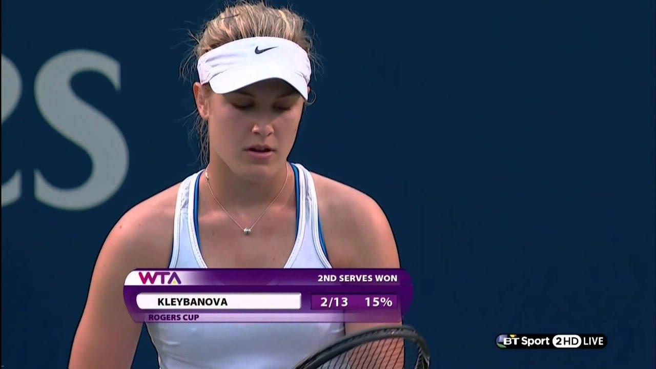 Maria sharapova vs ana ivanovic rd 1 jerk off challenge - 3 1