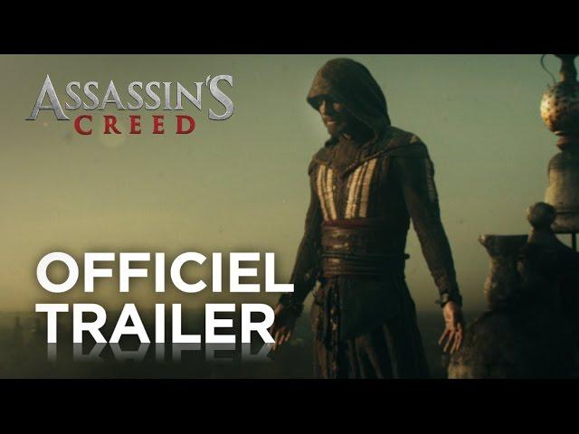 Assassin's Creed | Officiel Trailer #2 | Danmark