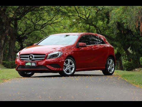 Teste - Mercedes Classe A (A 200 Urban) - Falando de Carro