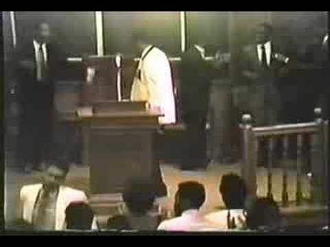 Reverend brown preaches to a young nun 2