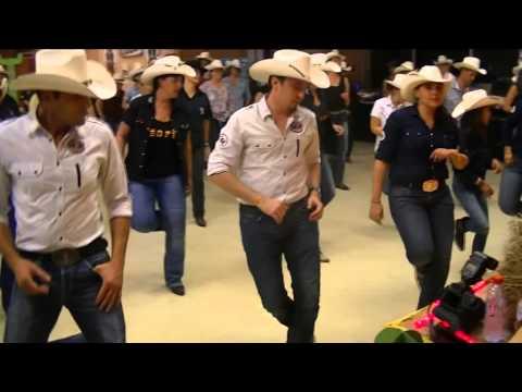 FRENTE E VERSO / RECTO VERSO - Danse Country de style Montana (Brésilien)