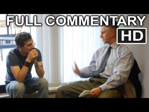 'Be There' Directors Commentary Full Movie Commentary HD