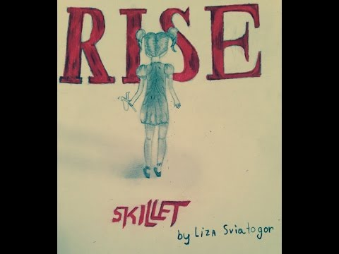 [Speed drawing]-Skillet Rise