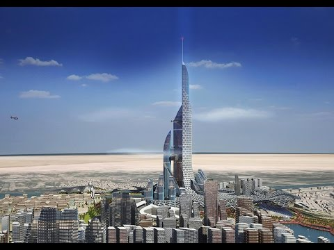30-sec TECH: World's tallest building... in Iraq!